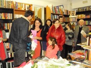lansare carte bacau tincuta bernevic carte copilul furnica centrul pentru cultura, istorie si educatie